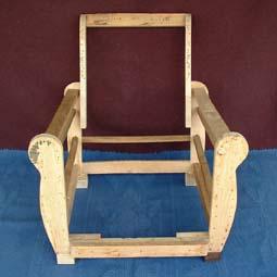 fabrication fauteuils club. Black Bedroom Furniture Sets. Home Design Ideas